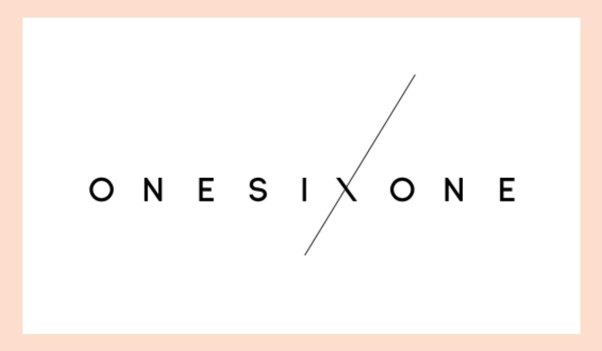 Onesixone logo