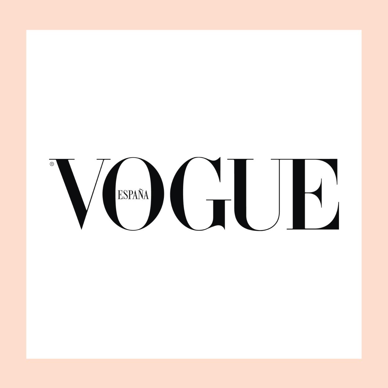 Vogue España y Estrella Albendea
