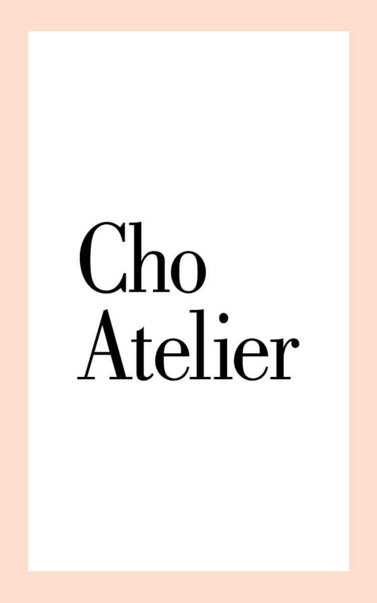 Cho Atelier logo